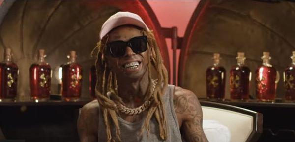 Lil Wayne Had An Interesting Reason For Picking Nike Over Adidas
