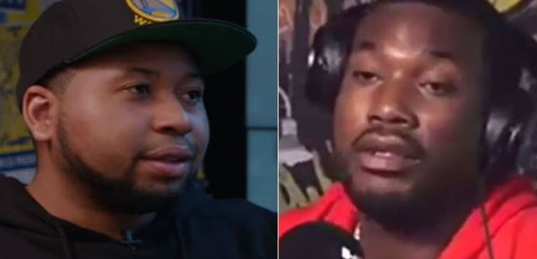 Meek Mill Comes For DJ Akademiks Over Tekashi 6ix9ine