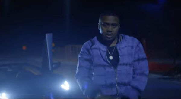 "Nas & Kanye West Release ""Cops Shot The Kid"" Video"