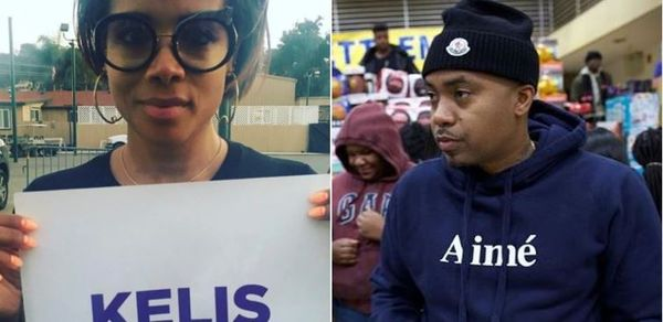 Nas Accuses Kelis Of Taking Their Son Out Of The Country