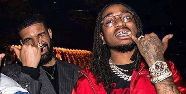 Quavo Made a Ton Of Songs With Drake