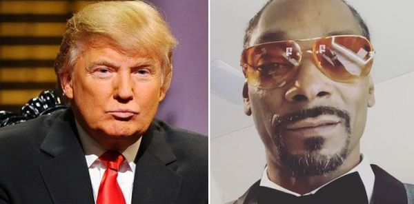Snoop Dogg Has A Solution For Donald Trump's Wall
