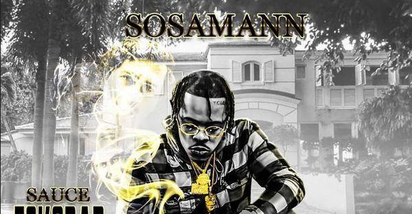 """Sosamann Drops """"Sauce Escobar 2"""" Featuring Gunna, Wiz Khalifa & More"""