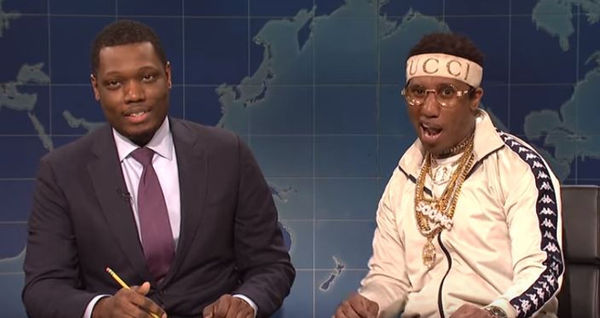 "Soulja Boy Spoofed On ""Saturday Night Live"""