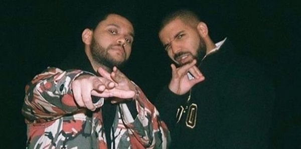 The Weeknd Takes Shot At Drake On 'Lost In The Fire'