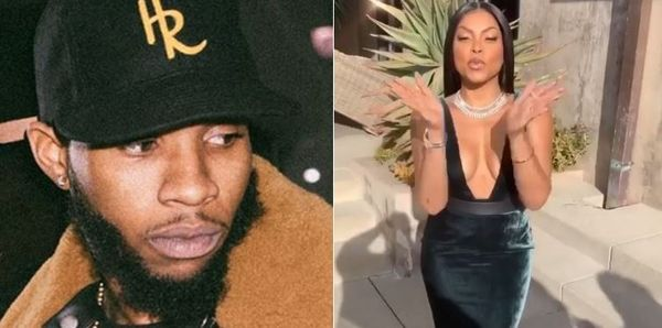 Tory Lanez Wants Some Of Taraji P. Henson