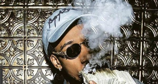Wiz Khalifa Spends Millions On New Crib