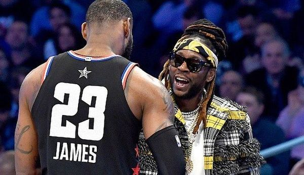 2 Chainz Reveals New Album Is A&R'd By LeBron James