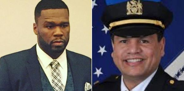 50 Cent Threatens To Sue New York City Over Cop Threat