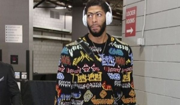 Anthony Davis Said He Almost Quit Basketball Because He Wasn't Good Enough