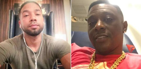 Boosie Badazz Thinks He Knows Why Jussie Smollett Faked MAGA Atack