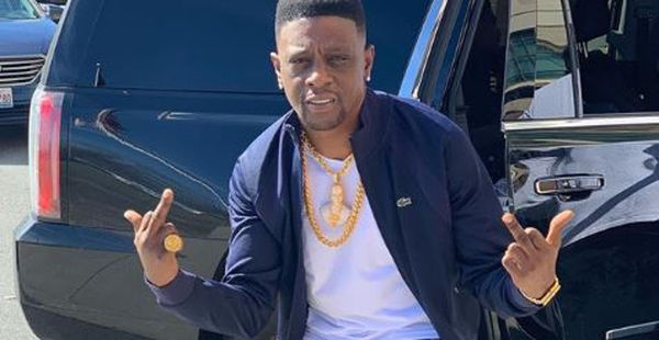 Boosie Badazz Threatens Action Toward Cops' Wives After Posting Friend's Bail