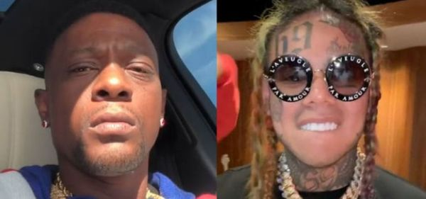 Boosie Badazz Weighs In On Tekashi 6ix9ine's Rat Turn
