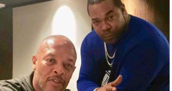 Busta Rhymes' Album With Dr. Dre Is Almost Done