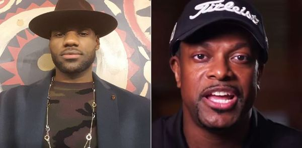 Chris Tucker Said He Almost Fought Lebron James In Church