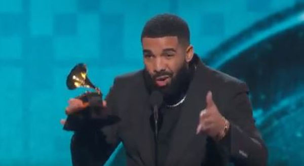 Drake & The Grammys Respond To Drake Getting His Grammy-Dissing Speech Cut
