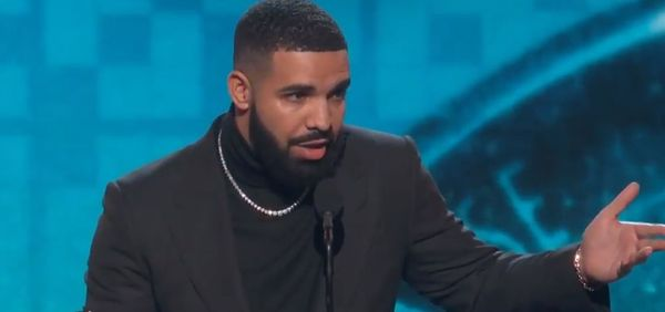 Drake Disses Grammys After Winning Best Rap Song