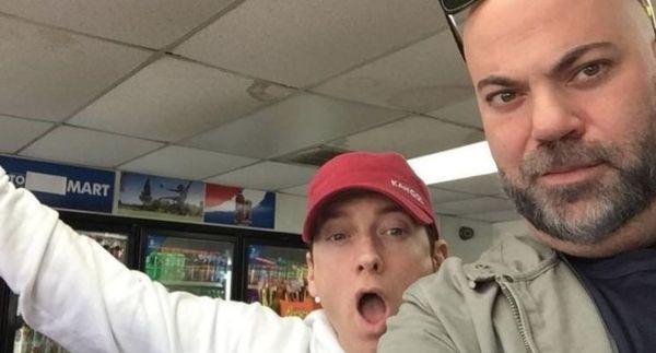 "Eminem & Paul Rosenberg Celebrate The 20th Anniversary of ""The Slim Shady LP"""