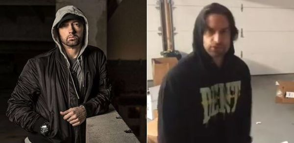 Eminem Challenges Chris D'Elia, Who Mocked Him, To A Rap Battle