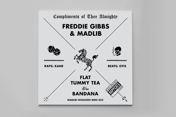 "Freddie Gibbs & Madlib Release ""Flat Tummy Tea"" Single"