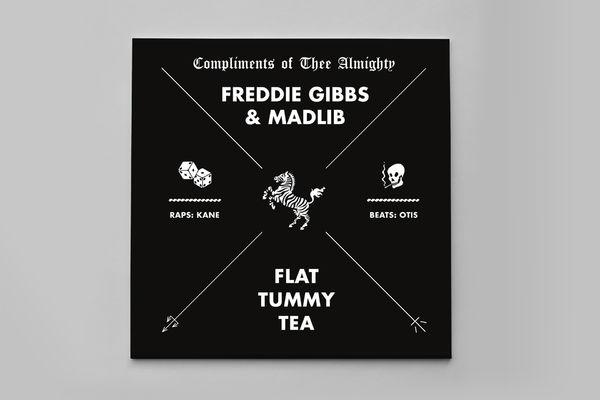"Freddie Gibbs & Madlib Release ""Flat Tummy Tea"" Single"