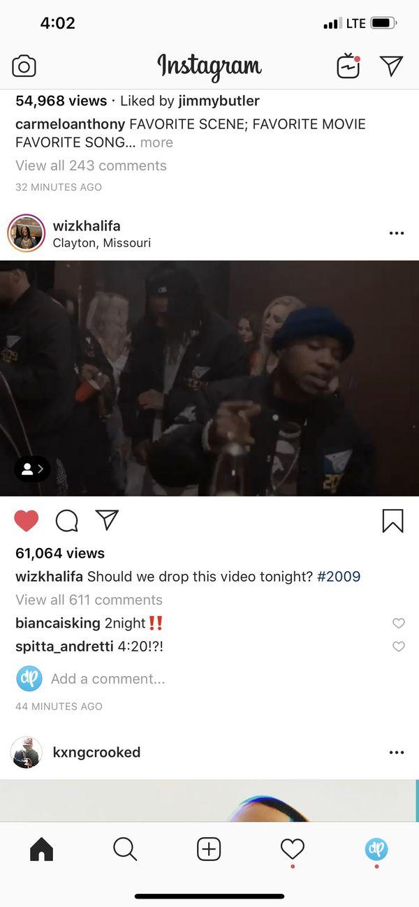 Wiz Khalifa & Curren$y Drop Second Video For Their
