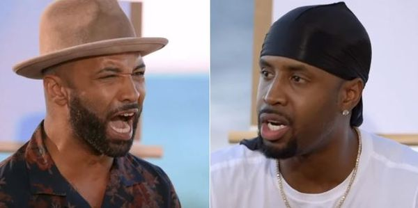 Joe Budden Goes Nuts On Safaree Over Erica Mena/Cyn Santana
