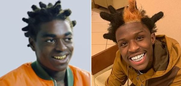 Kodak Black Reacts To Quando Rondo Stealing His Hairstyle