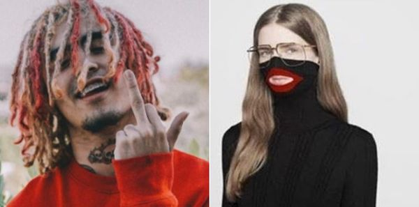 Lil Pump Comments On Gucci Blackface Boycott