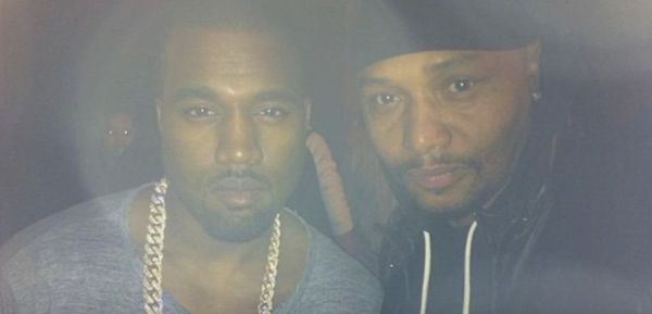 Malik Yusef Denies Forging Kanye West's Signature