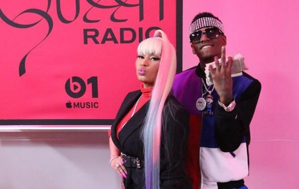 Nicki Minaj Busts Shots On New Music; Don't Duck If It Don't Apply