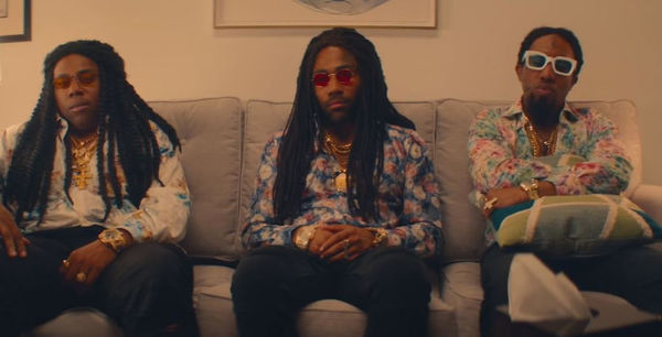 Offset Didn't Like Donald Glover's 'Saturday Night Live' Skit About Migos