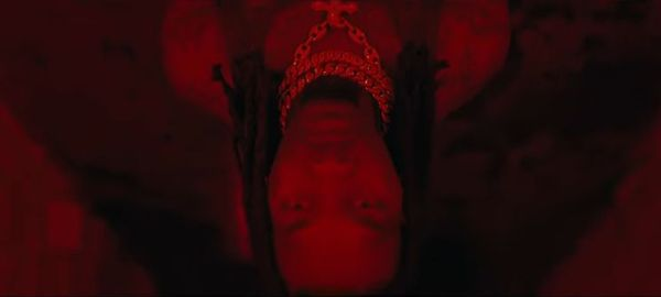 "Offset Shoots His Latest Video In The ""Red Room"""