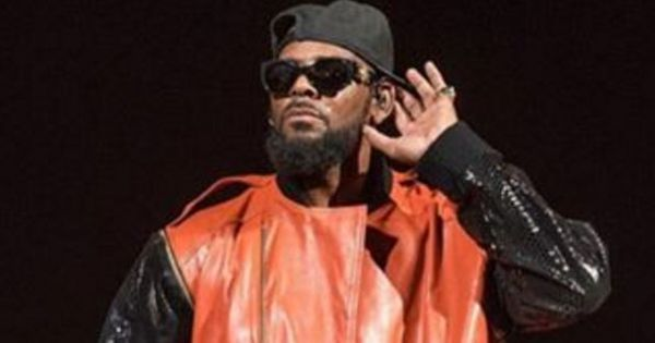 R. Kelly Charged With Ten Counts Of Criminal Sexual Abuse