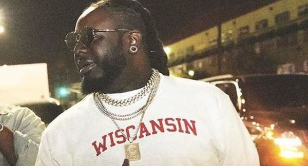 T-Pain Leaves Show After Taking Ball To Face [VIDEO]