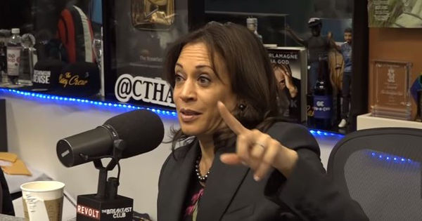 Twitter Clowns Kamala Harris For Claiming She Smoked Weed To 2Pac And Snoop Dogg