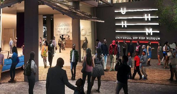 Universal Hip Hop Museum Is Coming To the Bronx