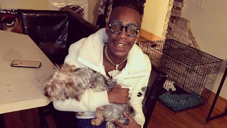 YNW Melly Has An Alternate Personality Named Melvin Who