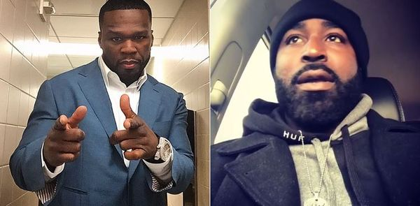 50 Cent Casts Shade On What Young Buck's Doing In Bed