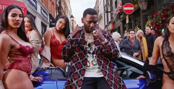 "Young Dolph Takes It To London In Video For ""On God"""