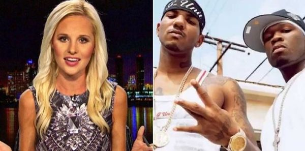 50 Cent Gets Dragged Into The Beef Between Tomi Lahren and The Game