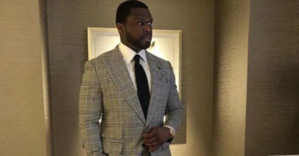 50 Cent Picks A New Designer After Ditching Gucci