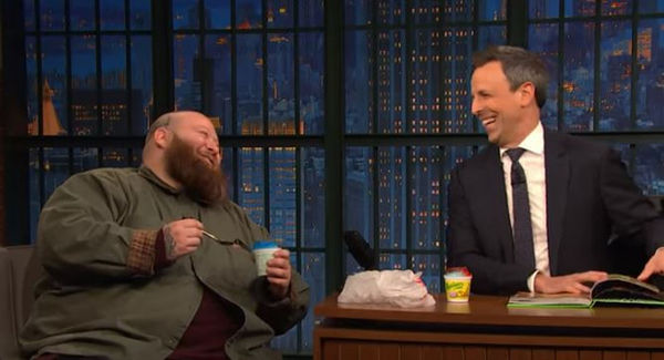 Action Bronson Got His Mom Really, Really High And Recorded Her