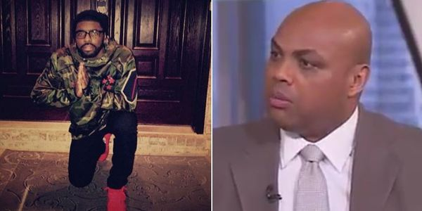 "Charles Barkley Weighs In On ""Miserable"" Person Kyrie Irving"