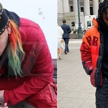 Check Kooda B's Paperwork From Tekashi 6ix9ine's Federal Case