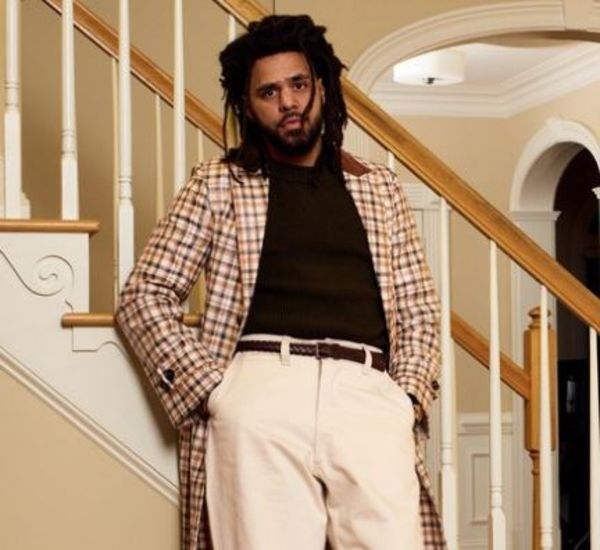 Did J. Cole Really Get Punched In The Face? (VIDEO)