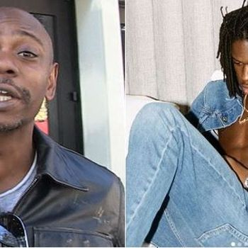 Dave Chappelle Calls Singer Daniel Caesar 'Very Gay' To His Face & Won't Take it Back