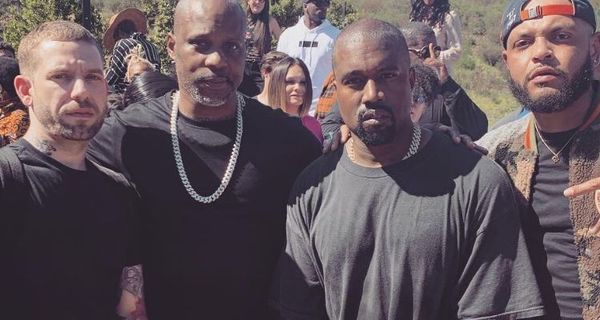 "DMX Joins Kanye West For ""Sunday Service"""
