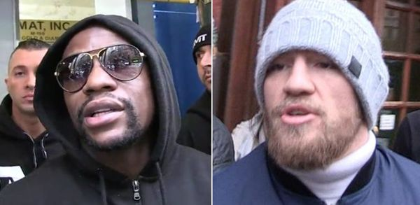Floyd Mayweather Responds After Conor McGregor Suggests A Rematch