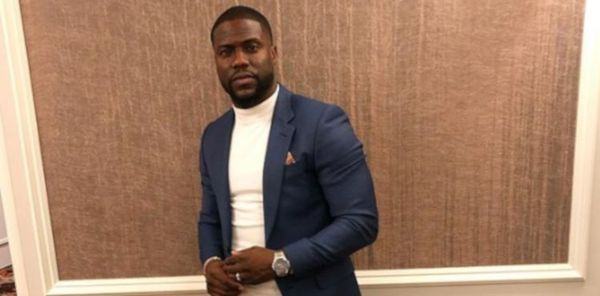Kevin Hart Says He Finally Grew